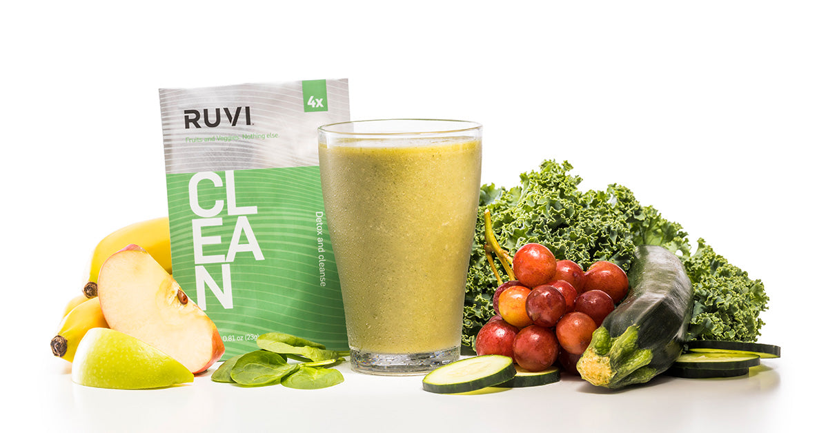 Ruvi Clean Brings Out The Best In Freeze Dried Foods