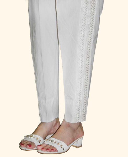 Primary White TROUSER