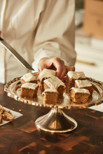 Load image into Gallery viewer, Pumpkin Bars w/ Cinnamon Cream Cheese Frosting
