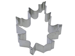 "Mini 1.5"" Leaf Cookie Cutters"