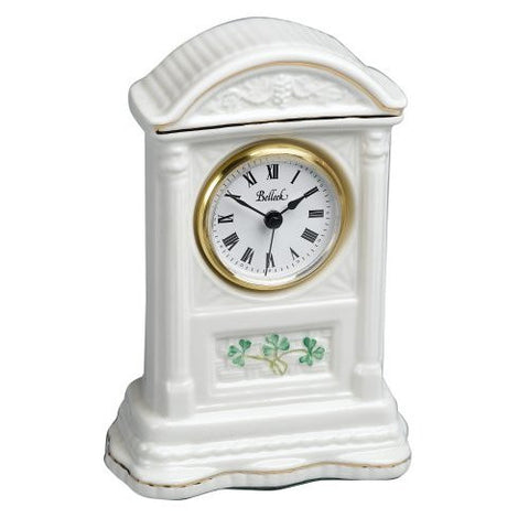 Belleek Glenveigh Mantel Clock