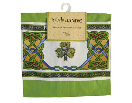 Royal Tara Irish Weave Apron