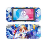 Cardcaptor Sakura Blue skin & sticker decal cover