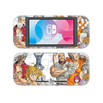 The Seven Deadly Sins Collection skin & sticker decal cover