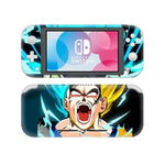 Dragon Ball Goku Power skin & sticker decal cover