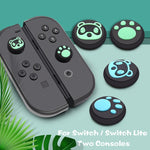 Tom Nook Animal Crossing Joycon thumb grips caps cover