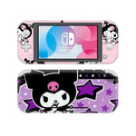 My Melody Kuromi Evil Smile skin & sticker decal cover