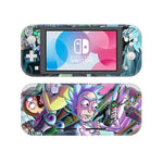 Rick and Morty Collection skin & sticker decal cover