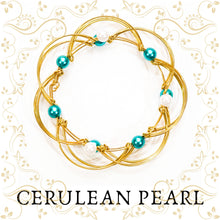 Load image into Gallery viewer, Cerulean Pearl | Mandala Fidget Ornament