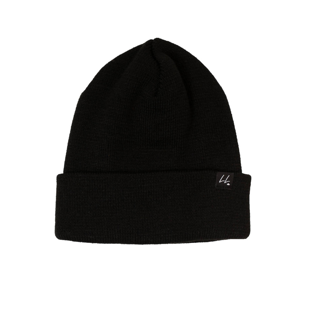 PREORDER - The Giving Toque - Buy One, Donate One To Someone In Need - Black