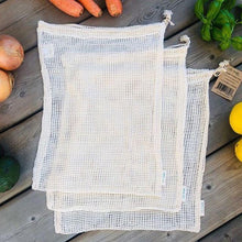 Load image into Gallery viewer, Mesh Produce Bags - Livnude