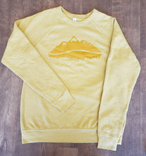 Load image into Gallery viewer, Yellow Crewneck - The Beach YYC