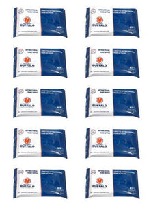 ANTIBACTERIAL WIPES (10Packs) - Benzalkonium Chloride Wipes