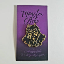 Load image into Gallery viewer, Cry Baby Enamel Pin