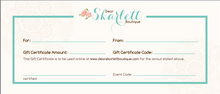 Load image into Gallery viewer, Dear SKarlett Boutique Gift Card
