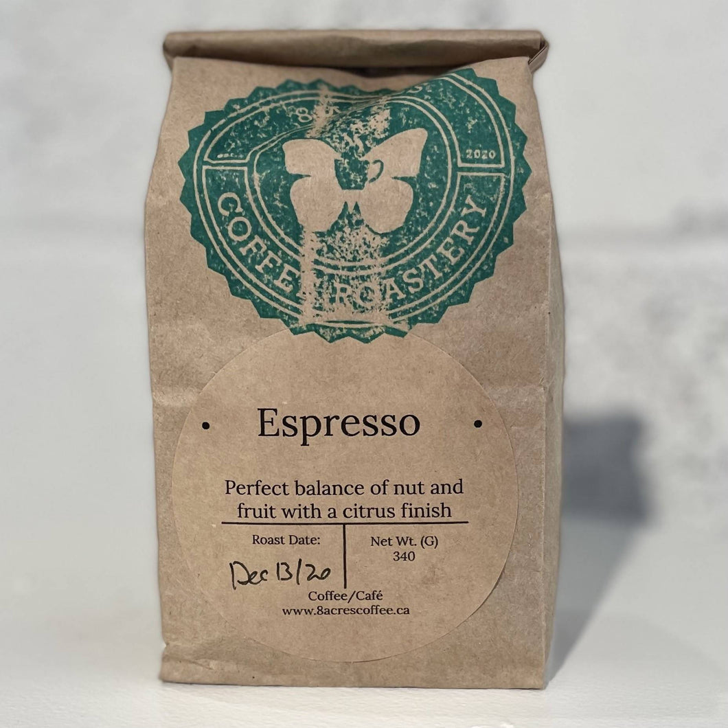 Espresso Blend, Antigua Valley, Guatemala  (8 Acres)