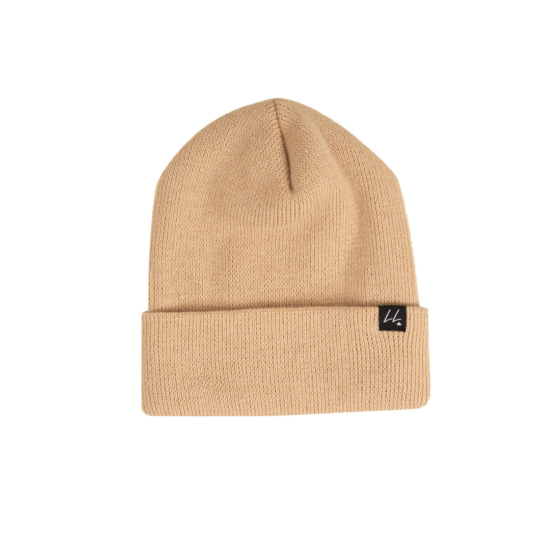 PREORDER - The Giving Toque - Buy One, Donate One To Someone In Need - Camel