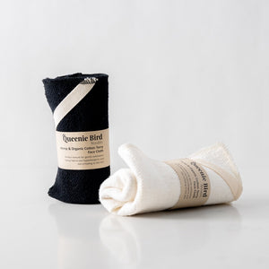 Hemp & Organic Cotton Face Cloth