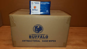 ANTIBACTERIAL WIPES (10Packs) CASE = 180 10Packs - Benzalkonium Chloride Wipes
