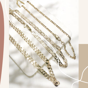 Essential Cecelia Chain Necklace