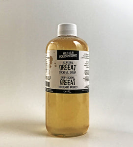 Wholesale Orgeat (Almond) Syrup