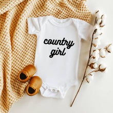 Load image into Gallery viewer, Country Girl Onesie