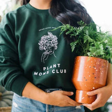 Load image into Gallery viewer, Plant Moms Club Sweater