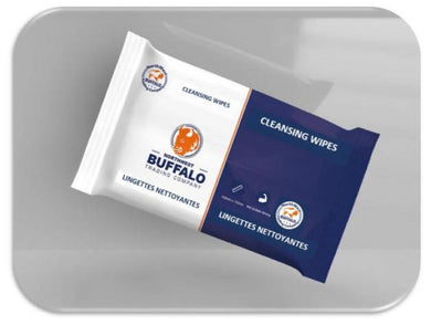 CLEANSING WIPES (60Packs) - Alcohol Based Wipes