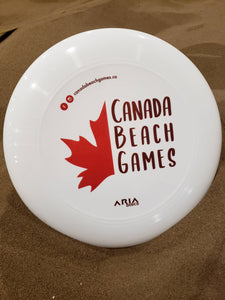 Ultimate Frisbee - Canada Beach Games