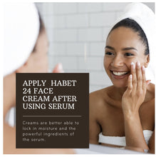 Load image into Gallery viewer, HaBet 24 - Age Defying Face Cream (With 24K Gold)