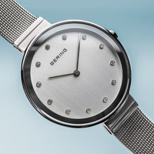 Load image into Gallery viewer, Bering Ladies Classic Silver Watch 12034-000