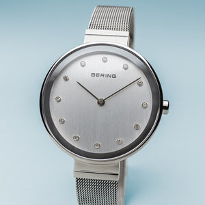 Bering Ladies Classic Silver Watch 12034-000