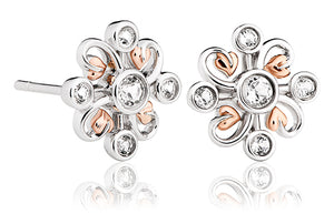 Clogau Tree Of Life Clover Earrings