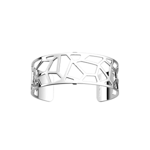 Les Georgettes Giraffe Silver Bangle