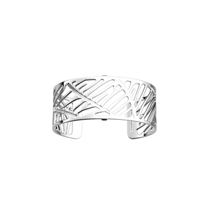 Les Georgettes Zebrures Silver Plated Bangle