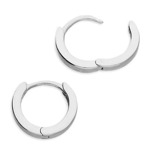 Sterling Silver Hoop/Huggies Earrings