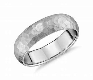 Wedding Ring Finishes