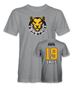 Davis 19 Shirseys
