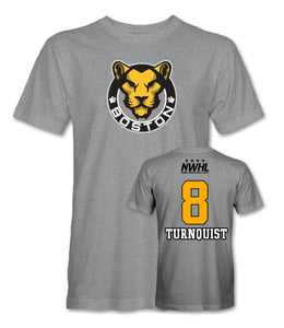 Turnquist 8 Shirseys
