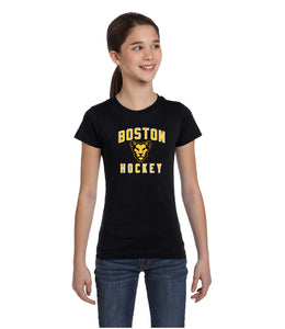 Boston Hockey Girls T-Shirt