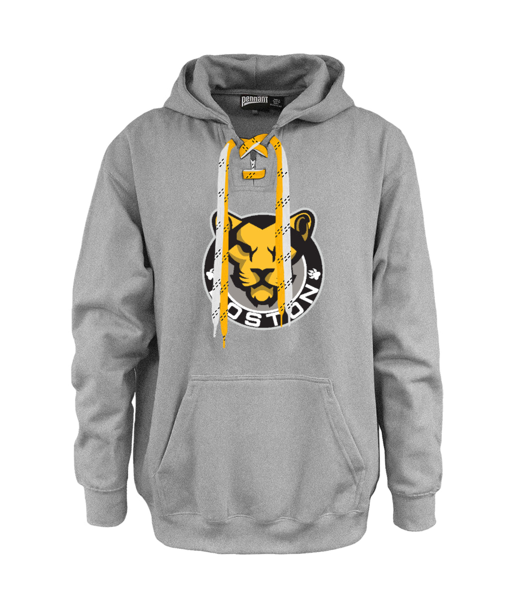 Boston Face Off Hoodie