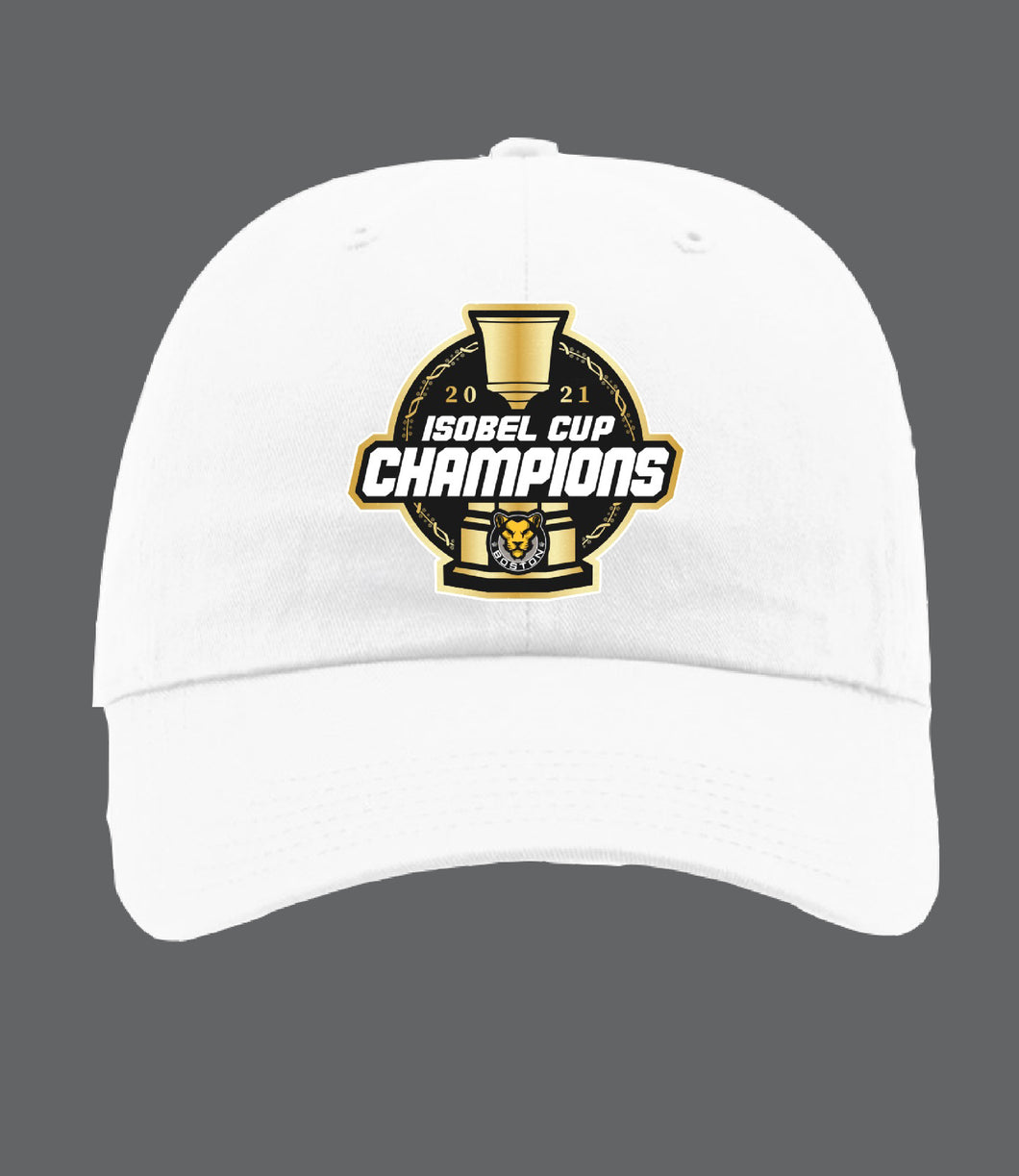 Championship Hat -47 Brand Clean-Up