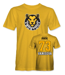 Vanisova 73 Shirseys