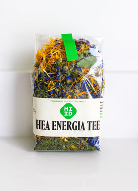 good energy healing tea