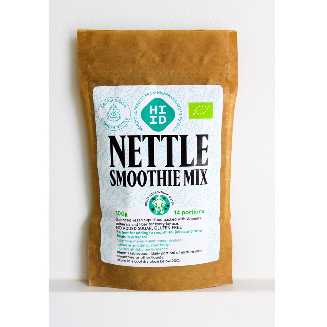Nettle Smoothie Mix