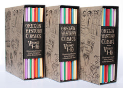 Oregon History Comics: Box Set
