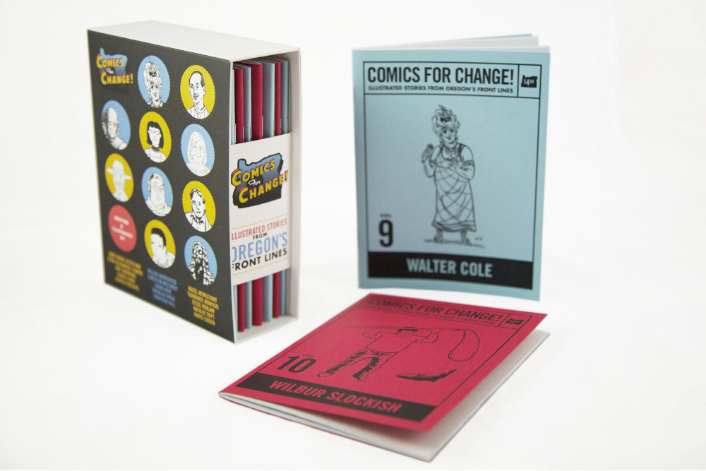 Comics For Change! Individual Issues