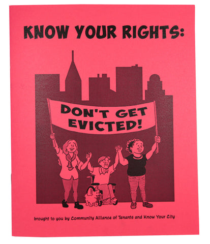 Know Your Rights: Don't Get Evicted!