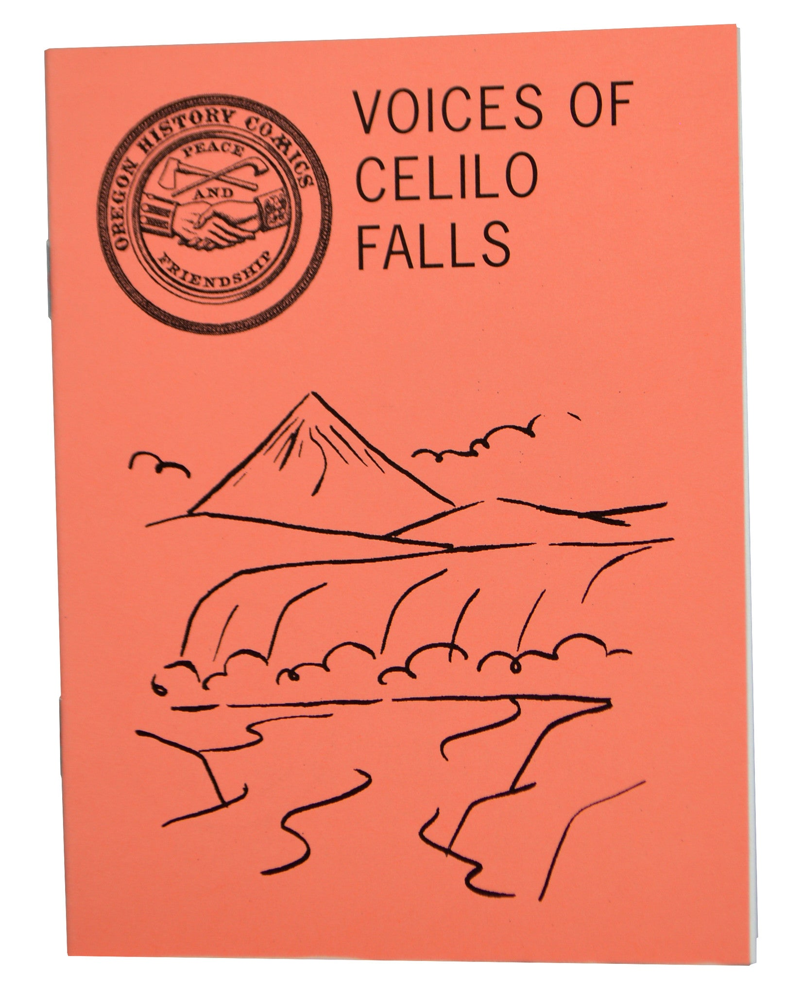 Oregon History Comics 6: Voices of Celilo Falls