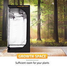 Load image into Gallery viewer, New Spider Farmer 90cm x 90cm x 180cm  Indoor Grow Tent